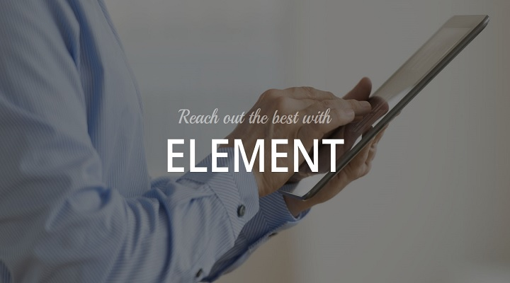 Element - Multi-Purpose Wordpress Theme